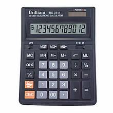 Калькулятор Brilliant BS-444 (S/B) (BS-444)