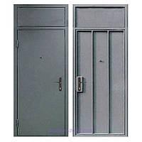 Технические двери с фрамугой