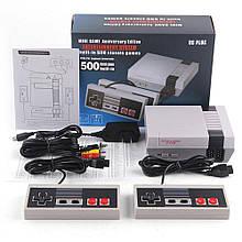Ігрова приставка на 500 ігор NES Game Machine Mini