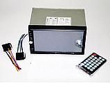 Автомагнітола 2DIN MP5 7012B магнітола 2 дін з екраном 7 дюймів, Магнітола в машину з мультимедіа, фото 5