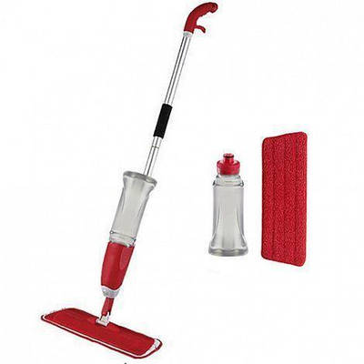 Швабра с распылителем Healthy Spray Mop Красная 193527