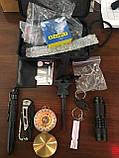 Дорожный туристический набор для выживания для путешественника в дорогу Набор инструментов туриста, фото 3