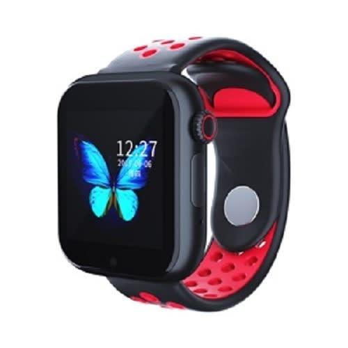 СМАРТ ЧАСЫ Умные часы Smart Watch Z6S Red  Дисплей: 1,54-дюймовый ЛЮКС КОПИЯ