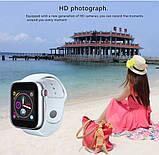 СМАРТ ЧАСЫ Умные часы Smart Watch Z6S Red  Дисплей: 1,54-дюймовый ЛЮКС КОПИЯ, фото 6