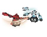 Роботи для бою на радіокеруванні CRAZON 2 шт, фото 4