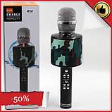 Беспроводные микрофоны для караоке DM Karaoke K319, Портативный микрофон, USB-микрофон, фото 2