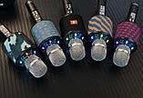 Беспроводные микрофоны для караоке DM Karaoke K319, Портативный микрофон, USB-микрофон, фото 3