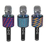 Беспроводные микрофоны для караоке DM Karaoke K319, Портативный микрофон, USB-микрофон, фото 7