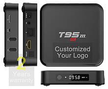 Smart Box Смарт Бокс приставка T95N 2GB/8GB! Акція