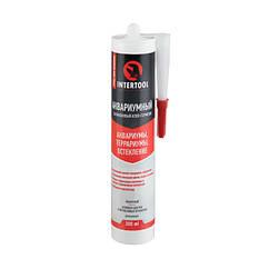 Аквариумный Герметик Прозрачный 300 мл INTERTOOL FS-3134
