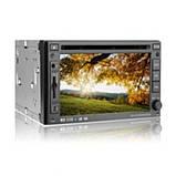 Bluetooth автомагнітола 2DIN Lux 261 HD з сенсорним екраном, тюнером, USB, FM, AUX, cd-програвачем, фото 3