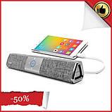 Беспроводная колонка Bluetooth Stereo A3 Hopestar, недорогая портативная колонка с микрофоном, саундбар, USB, фото 2