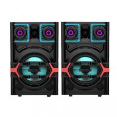 Комплект акустичних систем для дискотеки Ailiang UF-7331 комбо + пульт ДУ, USB, FM, Bluetooth, Діджей Мікшер