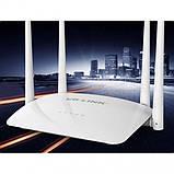 Wi-Fi роутер LB-Link BL-WR450H 2,4 GHz 300Mbps, дводіапазонний бездротової мережі маршрутизатор для дому, фото 6