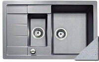Мойка кухонная TEKA Astral 60 B-TG (серый металлик) (88956)