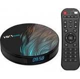 Android 9.0 Smart TV box, андроїд ТВ-приставка, медіаплеєр для телевізора, тюнер, смарт бокс ULTRA HD max HK1, фото 5