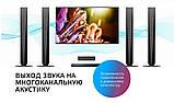 """Дешевий 3d LED Телевізор з цифровим тюнером DVB-T2 tv smart 55"""" 1215*740(FHD) Android 9.0, фото 7"""