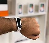 Спортивні розумні смарт-годинник браслет M5, Фітнес-трекер Smart Watch, Крокомір, Тиск, Пульс, фото 9