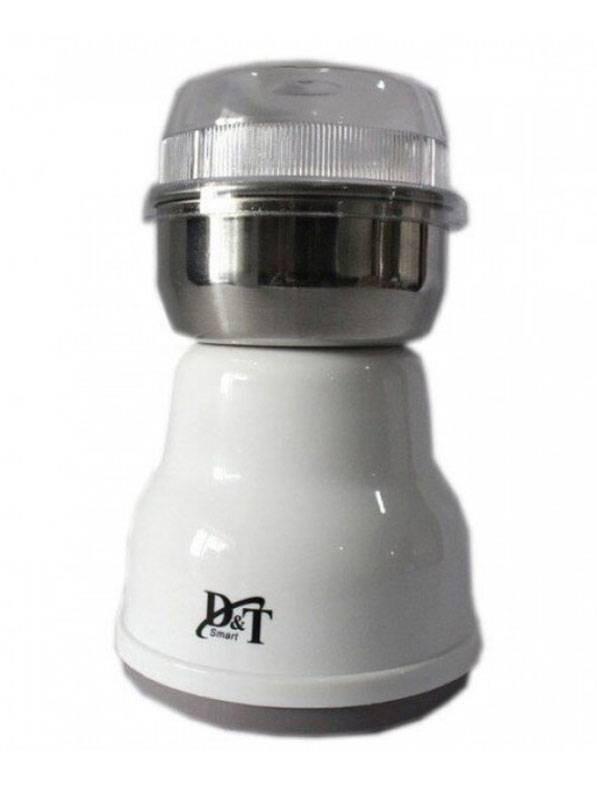 Електрична жорновий млин кавомолка D&T Smart DT-594, подрібнювач кавових зерен, спецій, цукру