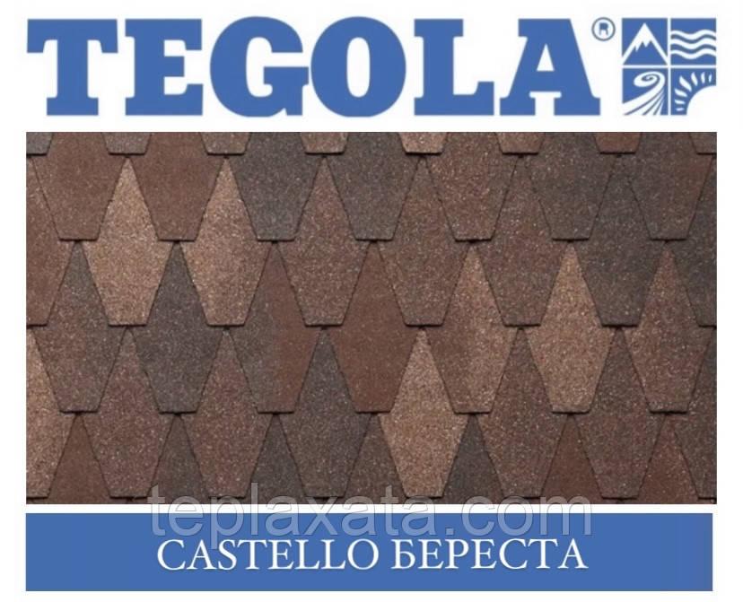 Черепиця TEGOLA (Premium) Castello Береста