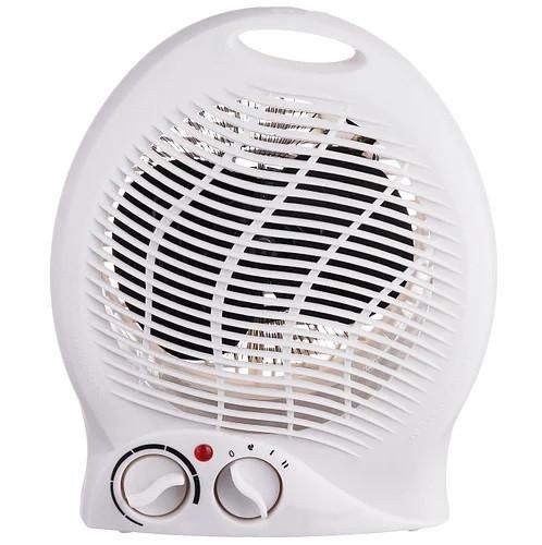 Тепловентилятор бытовой электрический OPERA DIGITAL OP-H0002. Портативный вентилятор или обогреватель. Дуйчик