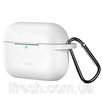 Чехол ESR для Apple AirPods Pro Bounce Series, White (3C15190350501)