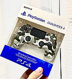 Беспроводной геймпад игровой джойстик с вибрацией USB Bluetooth Sony PlayStation Dualshock 4 V2 8 цветов, фото 4