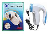 Аккумуляторная машинка для удаления катышков с одежды Lint Remover YX-5880, Машинка от кашлатости, фото 7