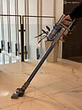 Вертикальний пилосос з турбощіткою 2 в 1 Cordless Vacuum Cleaner, бездротовий акумуляторний ручний пилосос, фото 8