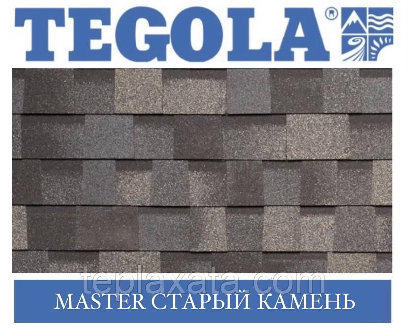 Черепиця TEGOLA (Premium) Master Старий камінь