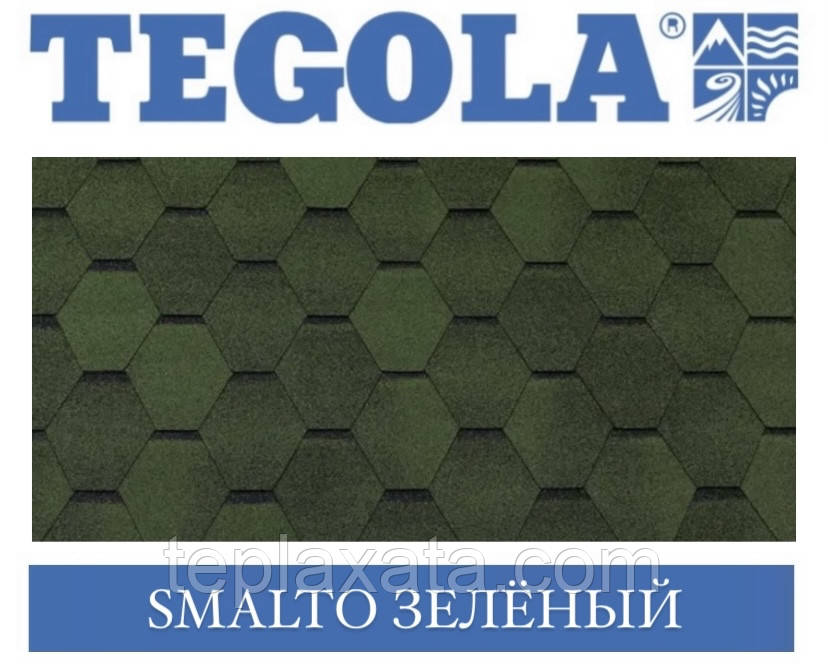 Черепиця TEGOLA (Top-Shingle) Smalto
