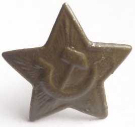 Звезда солдата военно-полевая