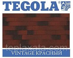 Черепиця TEGOLA (Top-Shingle) Vintage Червоний