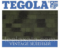 Черепиця TEGOLA (Top-Shingle) Зелений Vintage