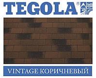 Черепица TEGOLA (Top-Shingle) Vintage Коричневый, фото 1