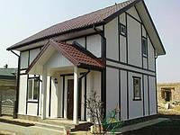 Дом из сип панелей Анастасия