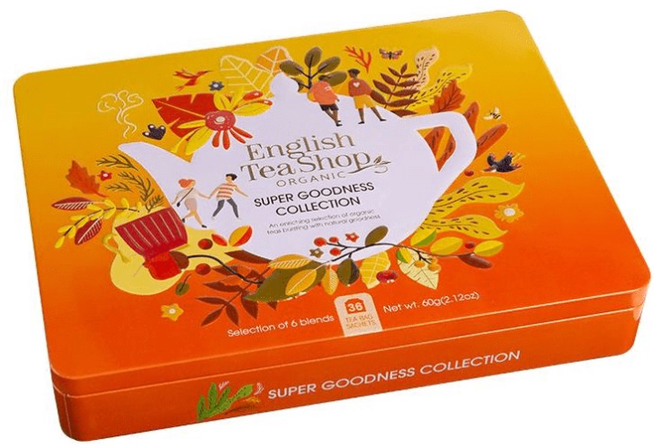 Чай English Tea Shop Super Goodness Collection 36s 61 g