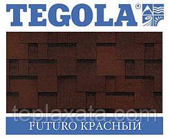 Черепица TEGOLA (Top-Shingle) Futuro Красный