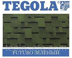 Черепиця TEGOLA (Top-Shingle) Futuro Зелений