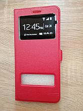 Чехол-книжка для Xiaomi Redmi 5 Plus Momax Red