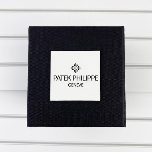 Коробочка з логотипом Patek Philippe Black