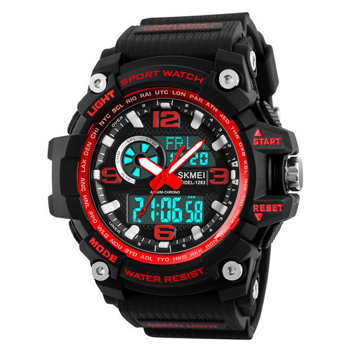 Skmei 1283 Black-Red