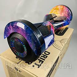 Гироборд Smart Balance 8 дюймів колір Галактика