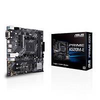 Материнська плата Asus Prime A520M-E Socket AM4