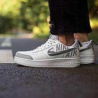Мужские кроссовки Nike Air Force White Фабричные Вьетнам реплика