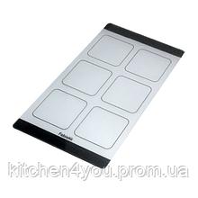 Скляна обробна дошка для кухооных мийок Fabiano FAS-G40