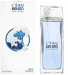 Мужская туалетная вода Kenzo L'Eau Kenzo Pour Homme 100 мл (Euro)