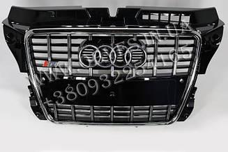 Решітка радіатора Audi A3 в стилі S3