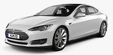 Защиты двигателя Tesla Model S (с 2012 --)