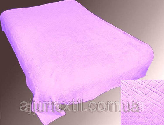 Плед Комфорт фиолет 1,5, фото 2
